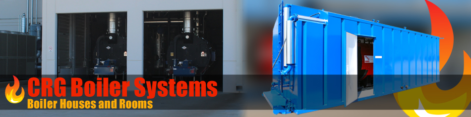 CRG Boiler Systems, fabricates custom boiler houses for transport and concealment.