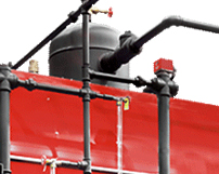 CRG Boiler Systems offers deaerators support equipment.