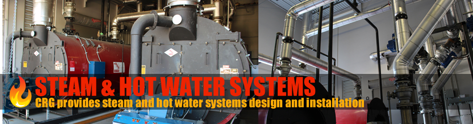 CRG Boiler Steam Systems
