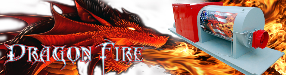 CRG Boiler Systems designs Dragon Fire hot air unit products and is a MAC hot air unit distributor.