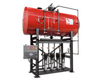 CRG Boiler Systems offers boiler deaerator support equipment.
