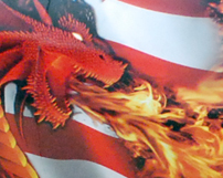 CRG Boiler Systems designs & builds Dragon Fire hot air units.