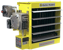 CRG Boiler Systems manufactures custom, fully plumbed industrial unit heaters for hazardous & severe weather environments,<br /> CRG also distributes Hazloc unit heaters.