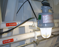 CRG Boiler Systems offers design & fabrication services for steam pressure piping.
