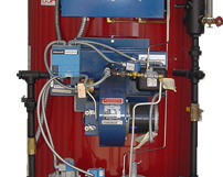 CRG Boiler Systems can suppply vertical boiler systems.